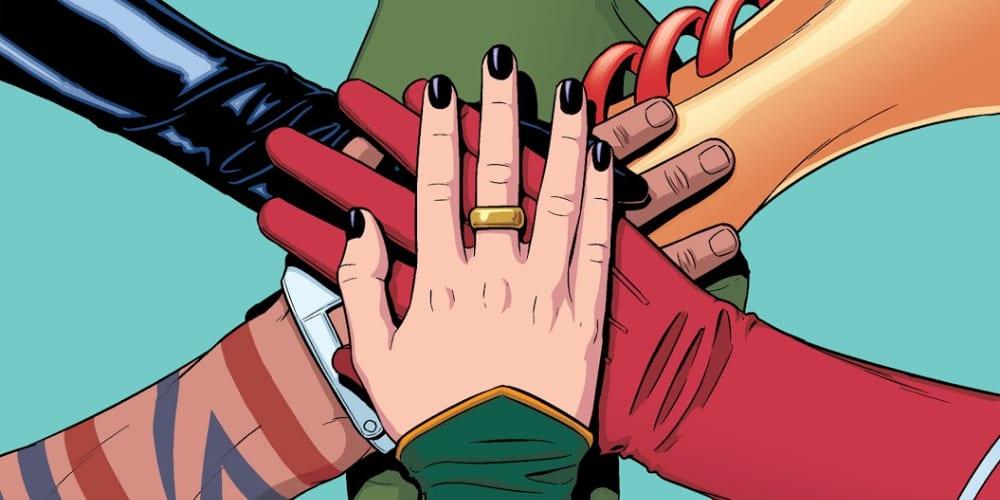 Young Avengers, Kieron Gillen, Jamie McKelvie