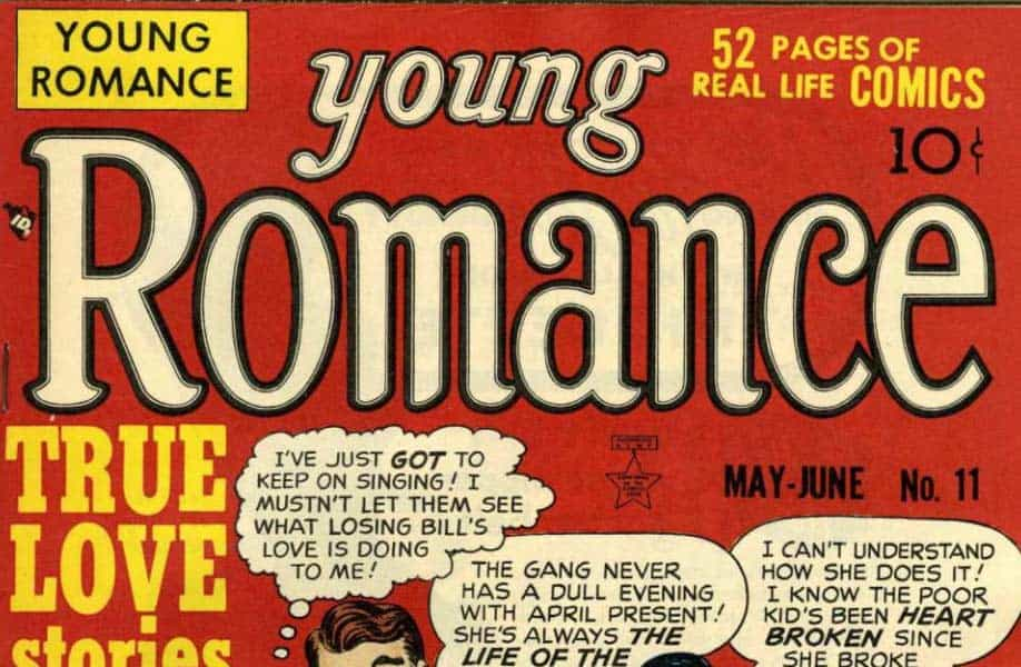 Young Love by Crestwood Publications