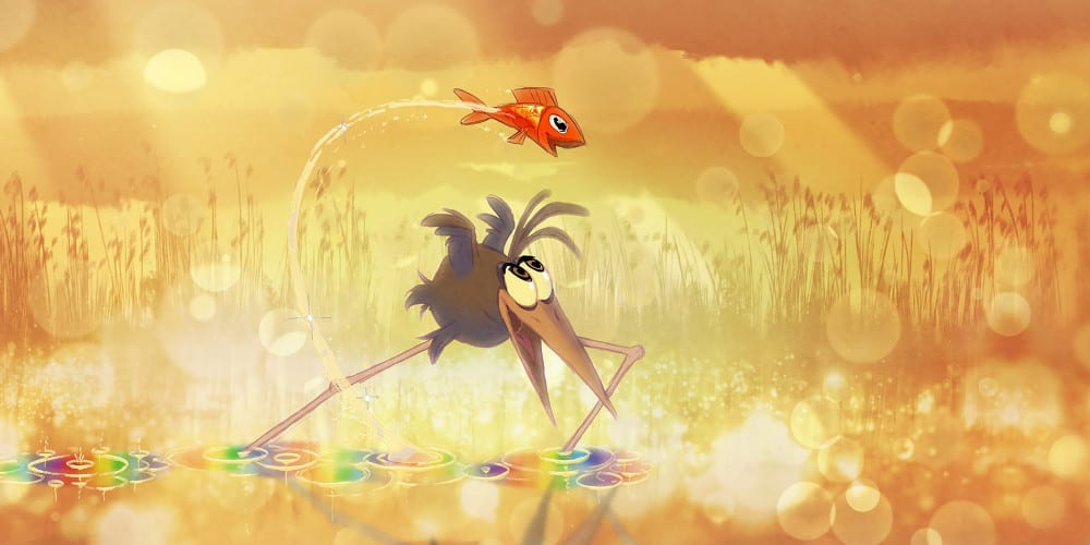 Annecy Film Festival Shorts For Families Bird Karma.