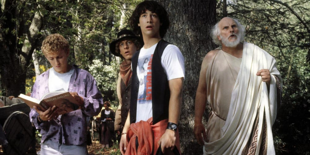 Bill And Ted 3 teaser cast