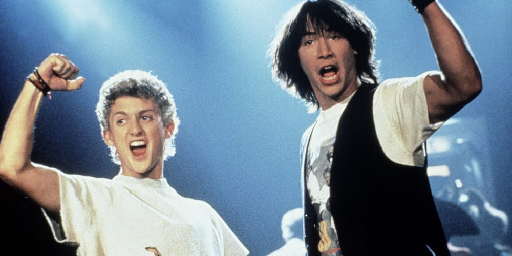 Bill And Ted 3 teaser original movie.