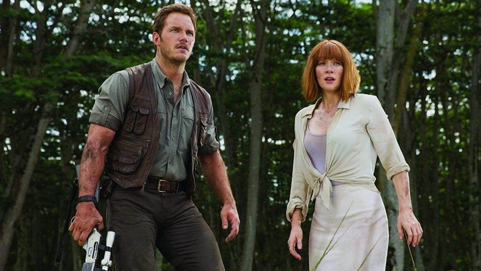 Jurassic World Filming