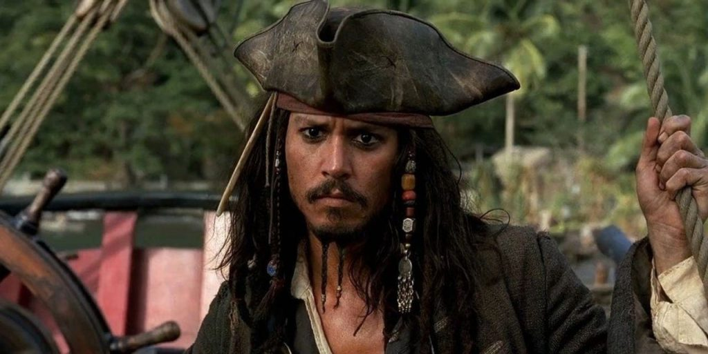 Pirates of the Caribbean new