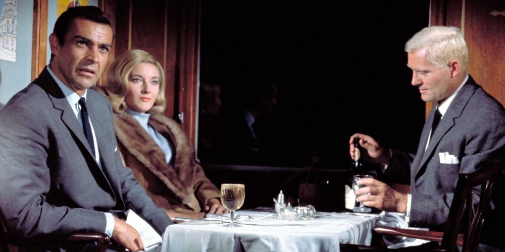 from russia with love retro review