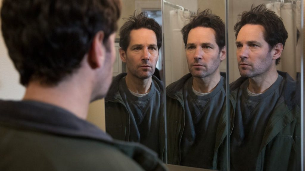 Paul Rudd, Living with Yourself