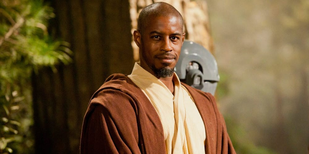 Star Wars Jedi Temple Challenge review Ahmed Best
