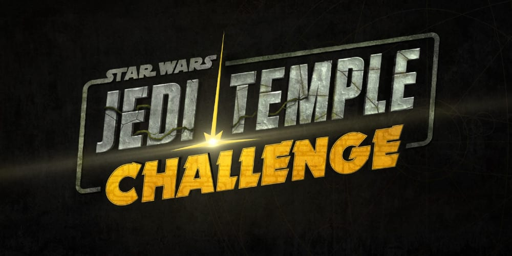 Star Wars Jedi Temple Challenge review featured