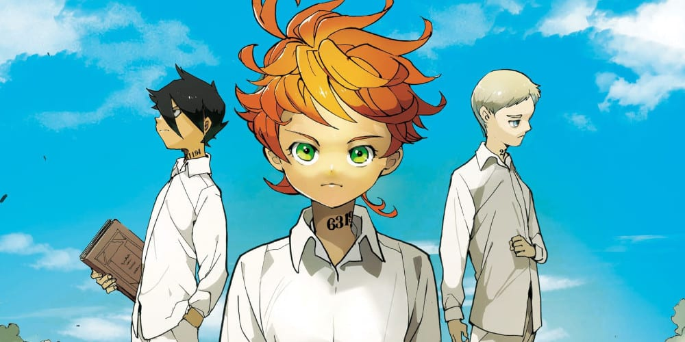 The Promised Neverland live-action featured.