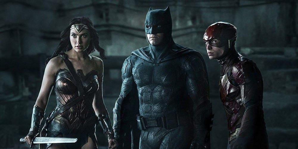 whats in the Snyder Cut League