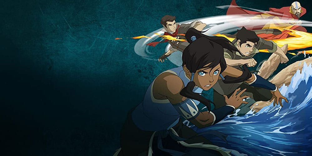 legend of korra Netflix