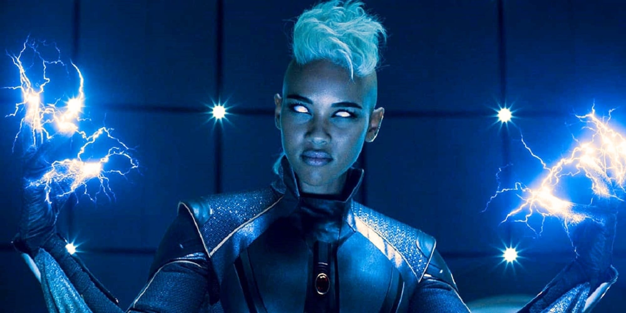 Alexandra Shipp Storm Professor X New Mutants Featured
