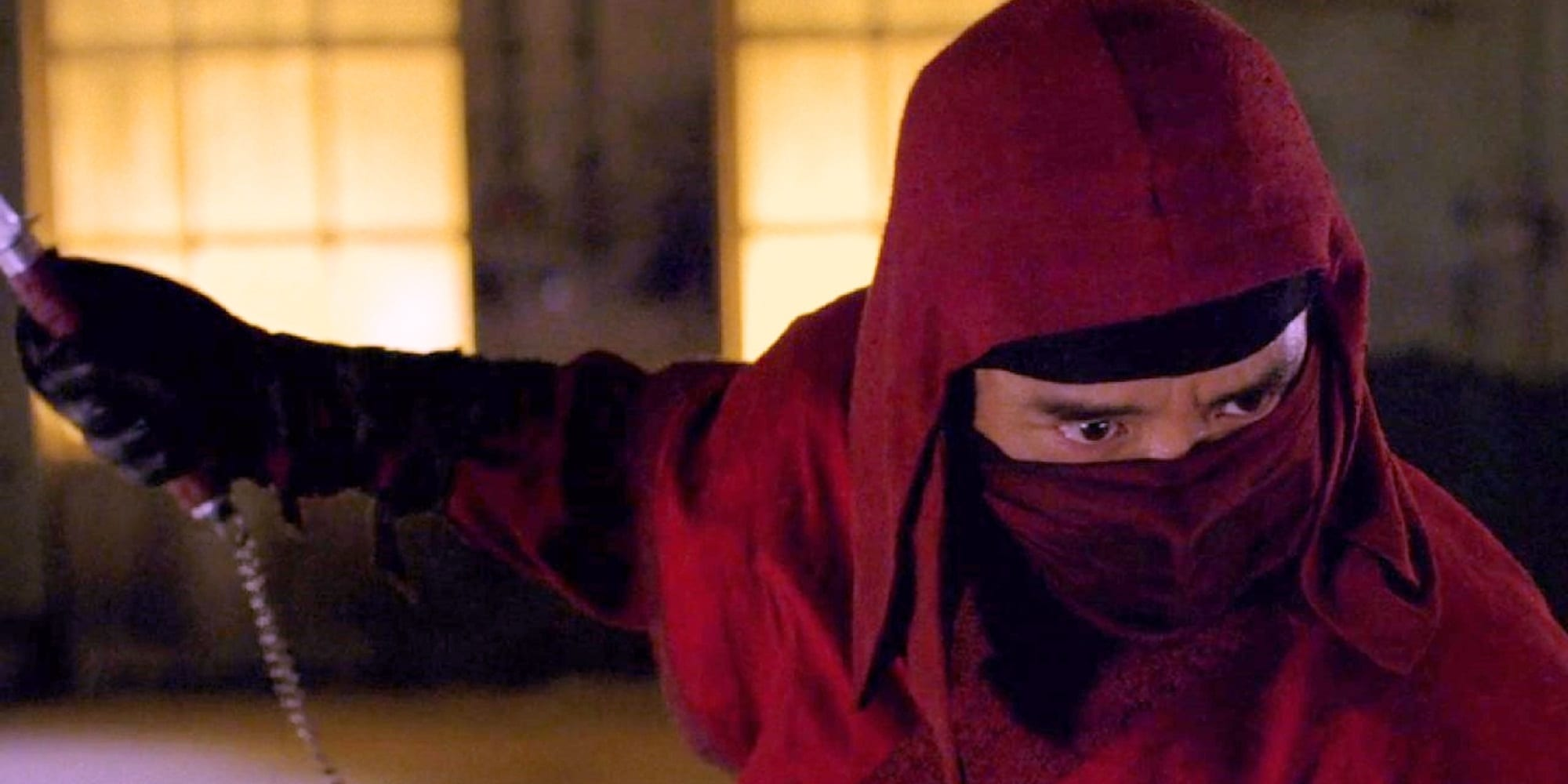 Daredevil Peter Shinkoda Nobu Jeph Loeb Asian Stories Costume