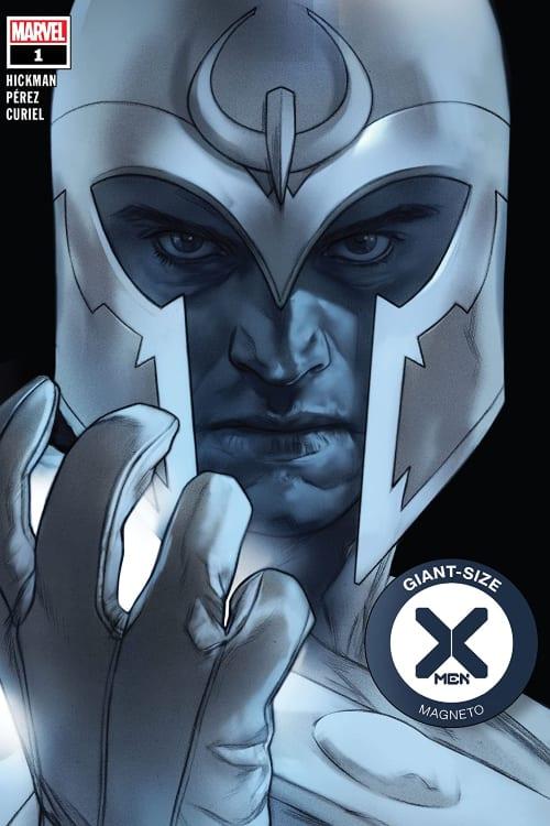 Jonathan Hickman, X-Men, Giant-Size X-Men, Krakoa, Dawn of X, Professor X, Apocalypse, the Quiet Council