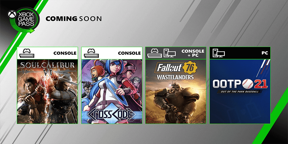 xbox game pass july