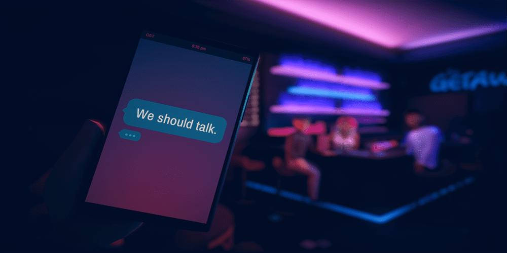 we should talk review