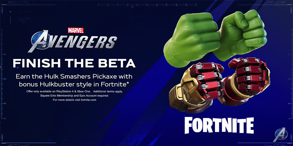 marvel's avengers beta update