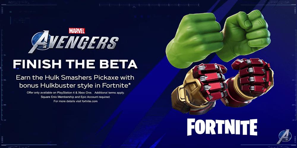 marvel's avengers beta update