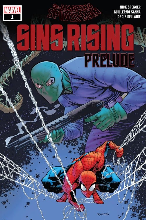Marvel Comics You Should Read in July, Amazing Spider-Man, Nick Spencer, Stanley Carter, Sin-Eater, Carnage, AXIS, Sins Rising, Spider-Man villains