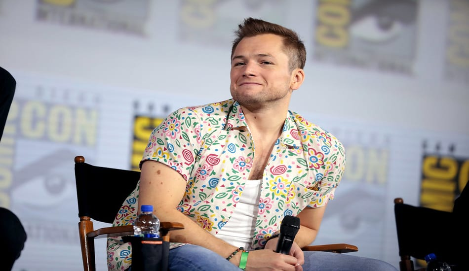 Taron Egerton Tetris Movie