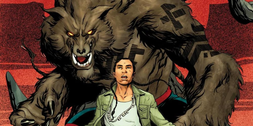 SDCC at Home, Marvel's Next Big Thing, Red Wolf, Werewolf by Night, Taboo, Black-Eyed Peas