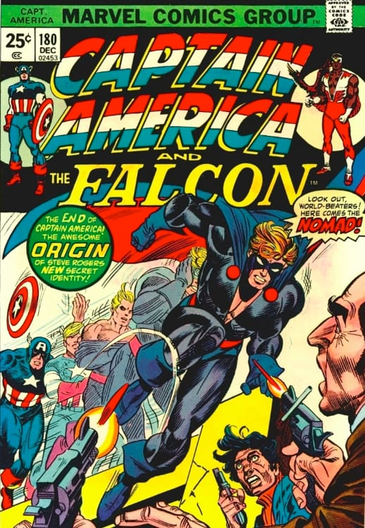 Captain America, Steve Rogers, Bucky Barnes, Sam Wilson, Stan Lee, Jack Kirby, Joe Simon, Marvel Comics, World War II, Anti-Fascist, the Avengers, Mark Waid, Nick Spencer, Ed Brubaker, Death of the Dream, Rick Remender, Red Skull, Winter Soldier, Hydra, Sharon Carter, Peggy Carter, Chris Evans, Hugo Weaving, Joe Johnston, Russo Brothers, the Falcon