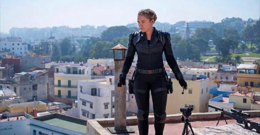 florence pugh black widow character