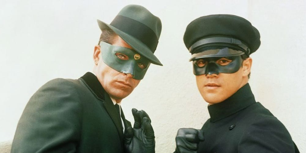 Kevin Smith's The Green Hornet series original series.