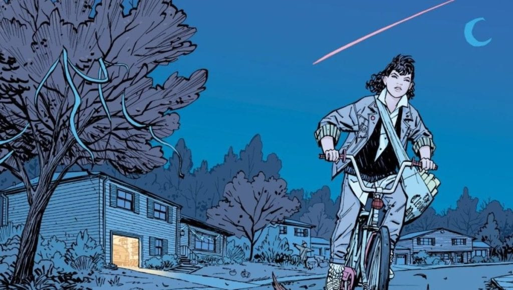 Paper Girls Comics