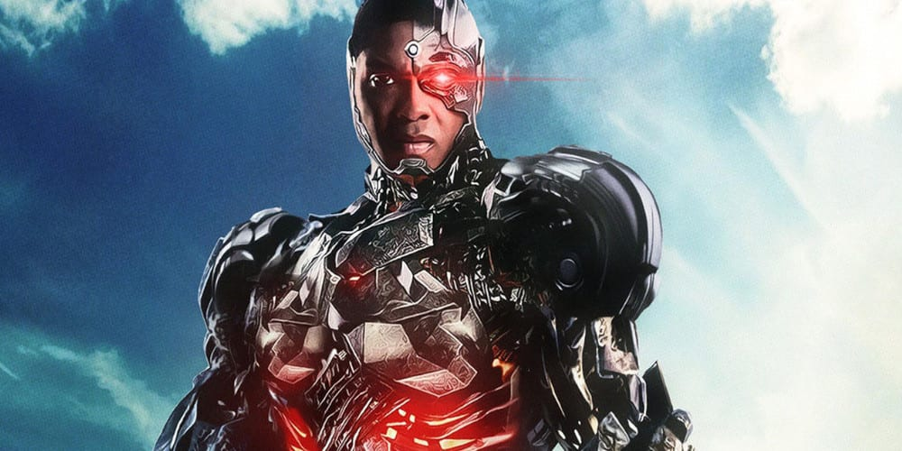 Ray Fisher's Joss Whedon allegations Cyborg Two