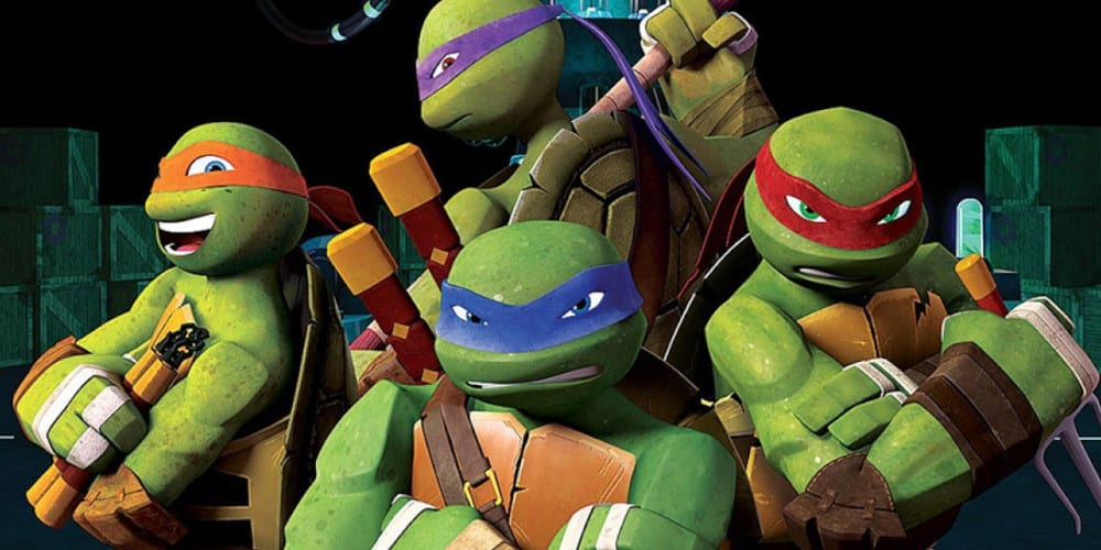 Teenage Mutant Ninja Turtles movie reboot featured.