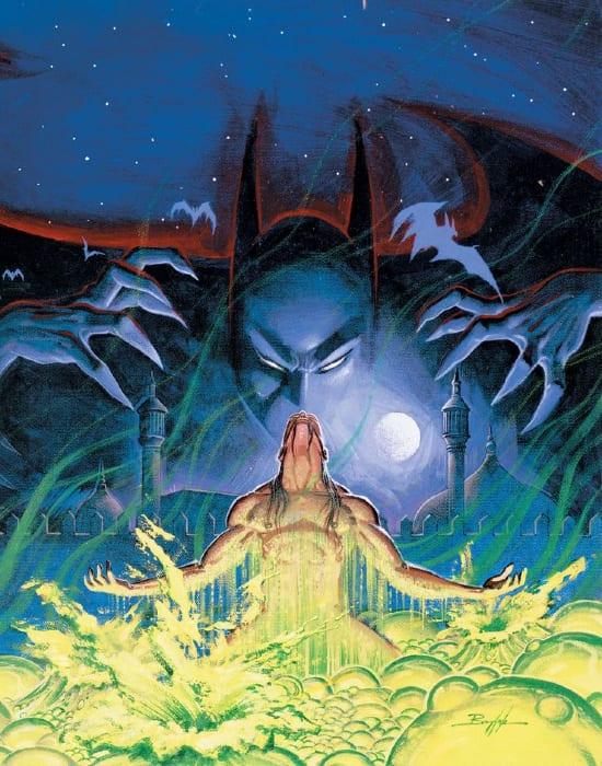 What DC Graphic Novels You Should Read This September, Batman Demon Trilogy, Denny O'Neil, Ras al Ghul