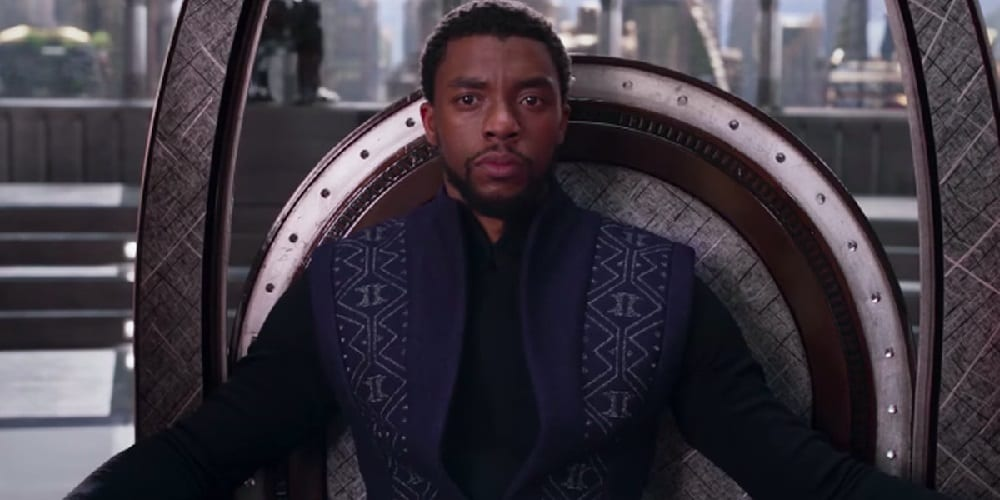 Black Panther Retro Review Chadwick Boseman King T'Challa