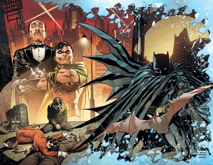 What DC Monthly Comics You Should Read This September, Batman, Detective Comics 1027, Robin, Alfred, Joker