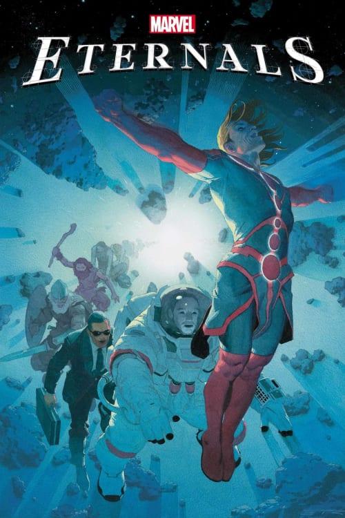 Keiron Gillen, Eternals, Marvel Comics, Esad Ribić, MCU, Young Avengers, Journey Into Mystery, Uncanny X-Men