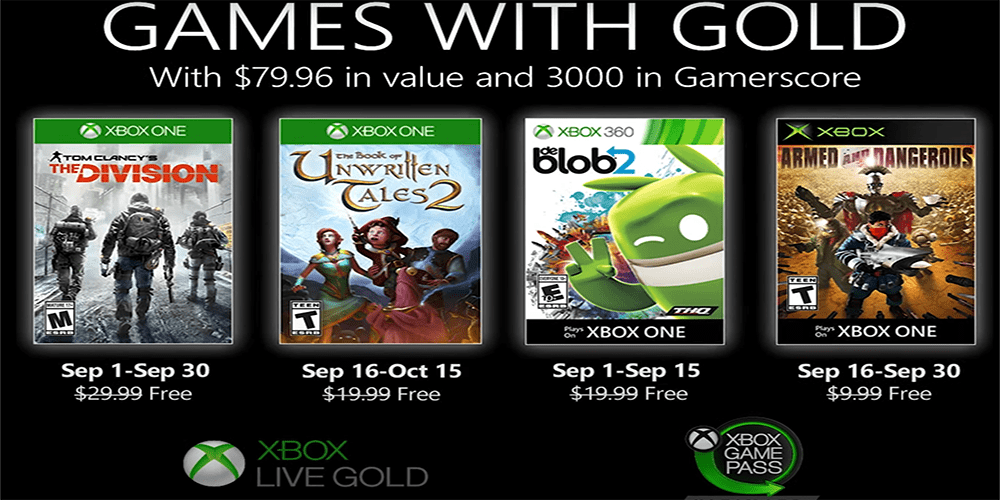 games with gold for september