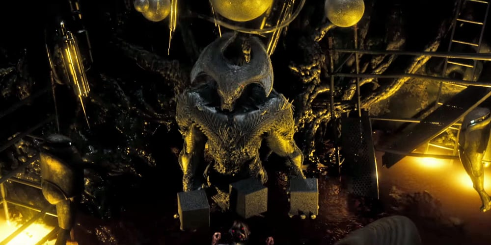 Steppenwolf, Batman V Superman