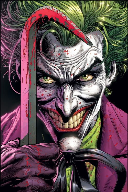 Three Jokers, What DC Comics You Should Read in August, Joker, Batman, Geoff Johns, DC Rebirth, Robin, Jason Todd, Bruce Wayne, Red Hood, Red Hood and the Outlaws