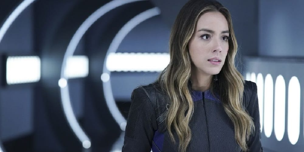 agents of shield series finale Chloe Bennett Quake Daisy Johnson and she used to be Skye