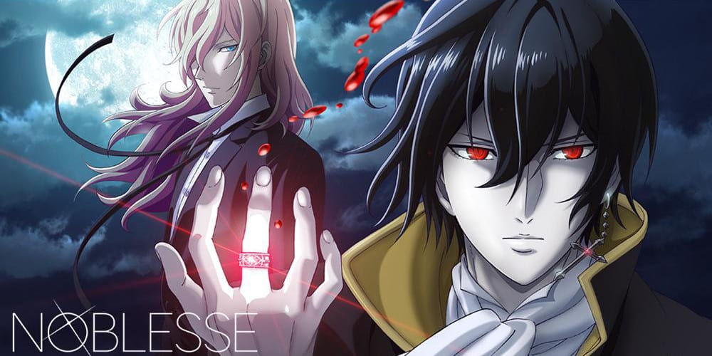 Crunchyroll Originals Noblesse anime trailer featured.