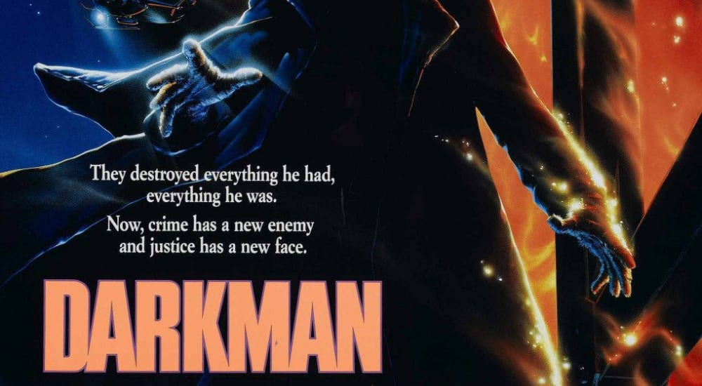 darkman retro review