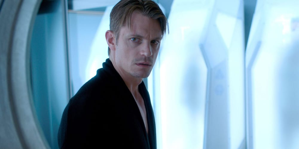 Netflix's Altered Carbon cancelled Kinnaman.