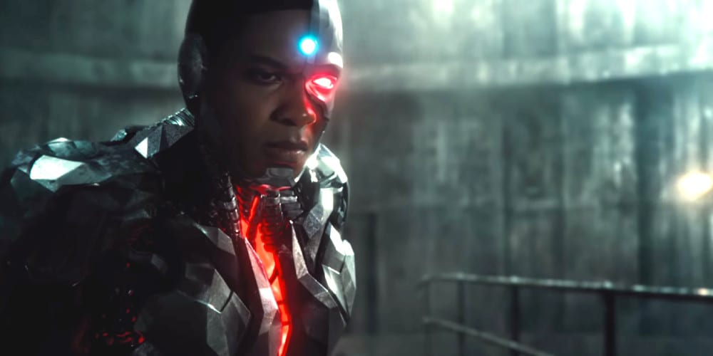 Ray Fisher allegations against Geoff Johns Cyborg.