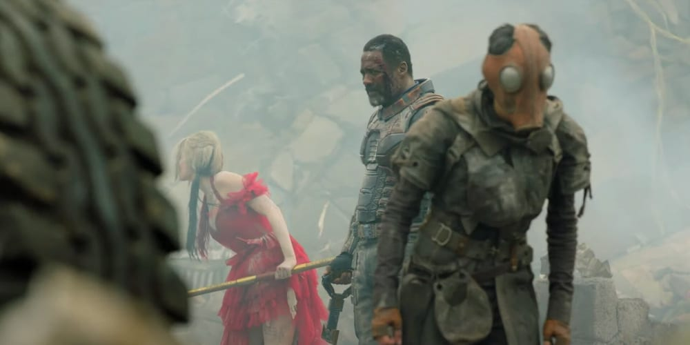 The Suicide Squad Villain James Gunn Finished Suicide Squad