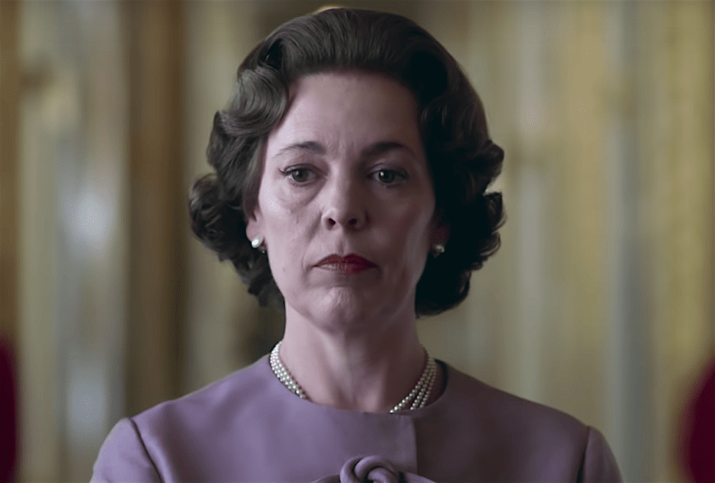 Fall 2020 TV The Crown