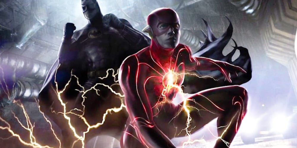 The Flash movie introduces DC Multiverse batman.