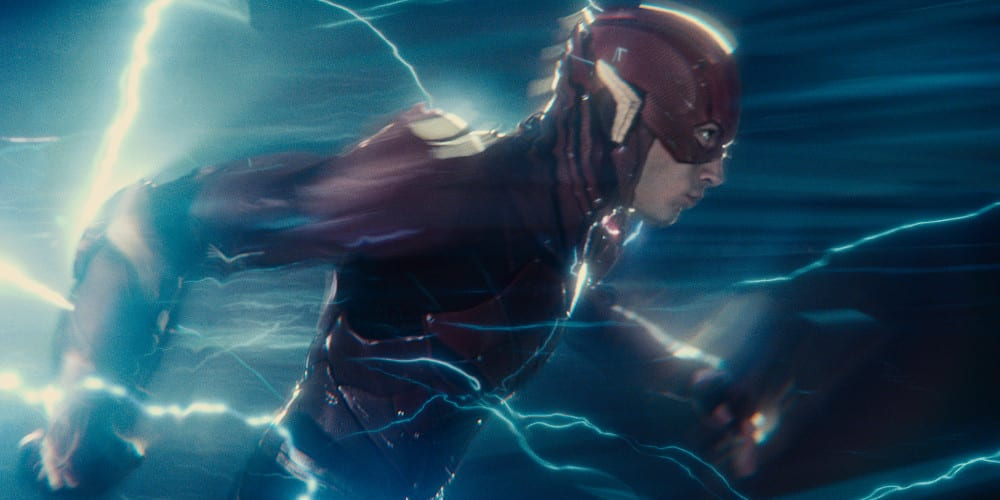 The Flash movie introduces DC Multiverse movie.