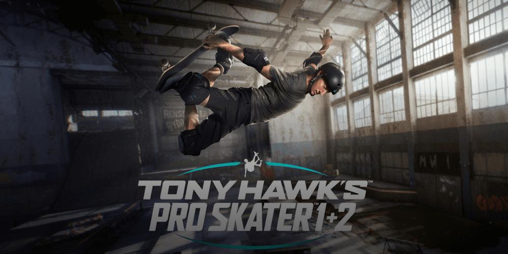 Tony Hawk 1+2 remastered review
