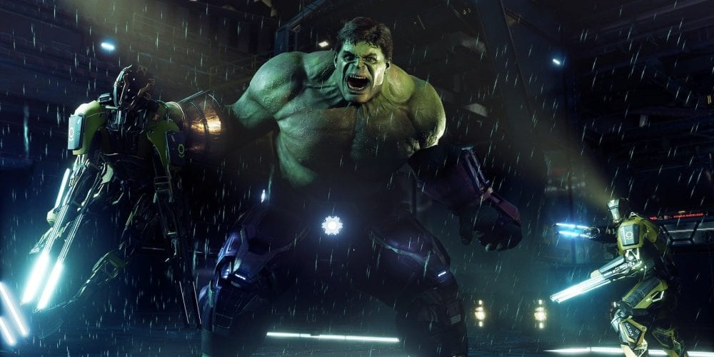 Marvel's Avengers Beta Makes History