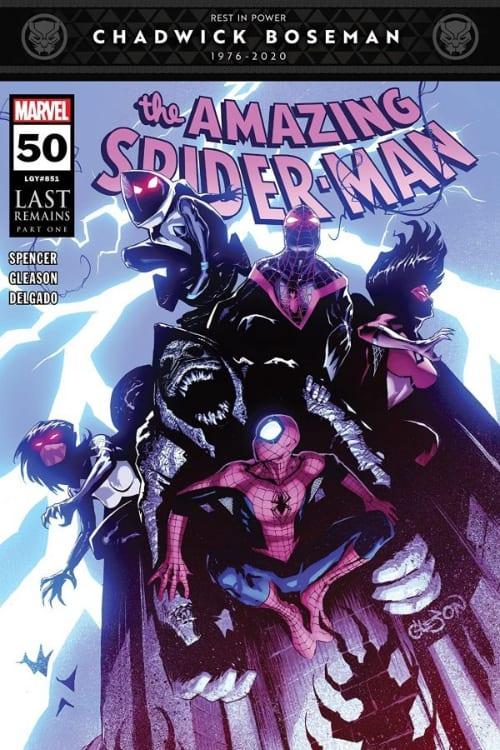 Dan Slott, Nick Spencer, Taboo, Werewolf by Night, Fantastic Four, Spider-Man