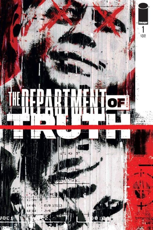 Department of Truth live action, James Tynion IV, Batman, Image, DC, Ongoing Series, JFK Assassination, Barack Obama Controls the Weather